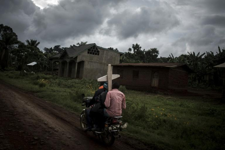 Ebola deaths: North Kivu in eastern DR Congo has been the epicentre of a nearly 20-month outbreak of haemorrhagic fever
