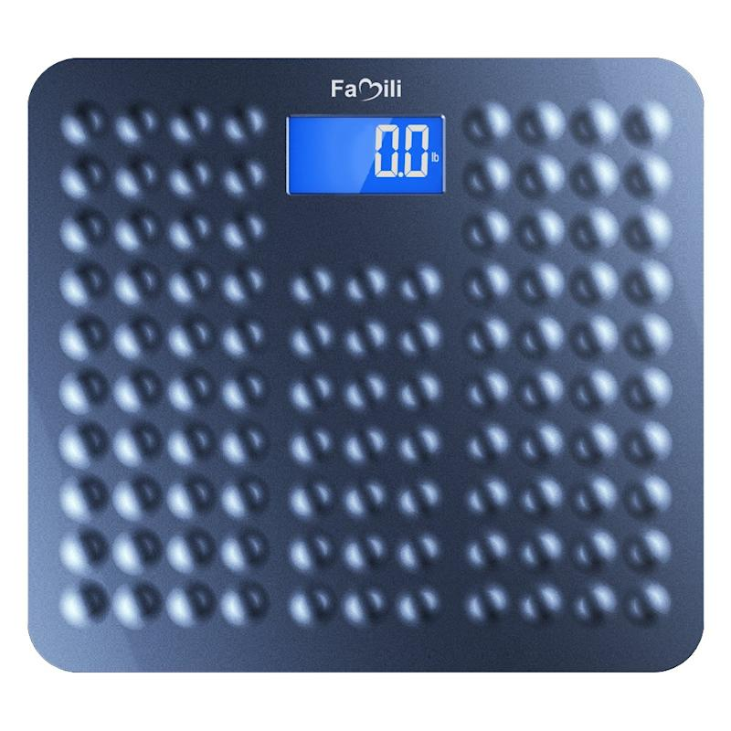 Famili 271B Bathroom Scale Digital Body Weight Scale. (Photo: Amazon)