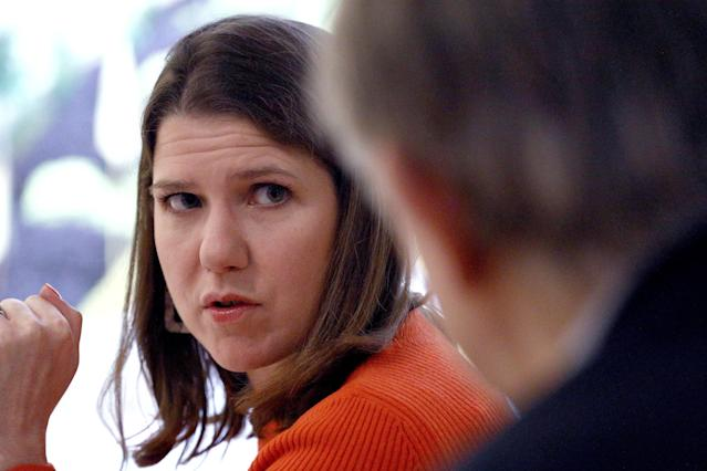 Jo Swinson's Lib Dems agreed a Remain pact in 60 seats with Plaid Cymru and the Greens. (PA Images)