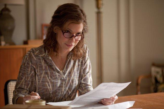 """<p><b>""""Extremely Loud and Incredibly Close""""</b><br>Sandra Bullock acts her heart out as a 9/11 widow -- a supporting role -- in this tearjerker. It explores the tragic terrorist bombing of the World Trade Center in New York and the impact it had on a young boy. While the film was hailed as a possible awards-season monster, it's quietly faded away, along with the hopes for Bullock, Tom Hanks, Max von Sydow, child actor Thomas Horn, and director Stephen Daldry.</p>"""
