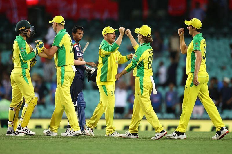 Australia have many all-rounders in their setup