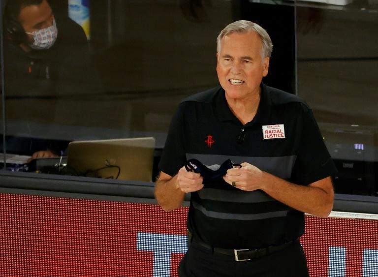 D'Antoni reportedly tells NBA Rockets he won't return as coach