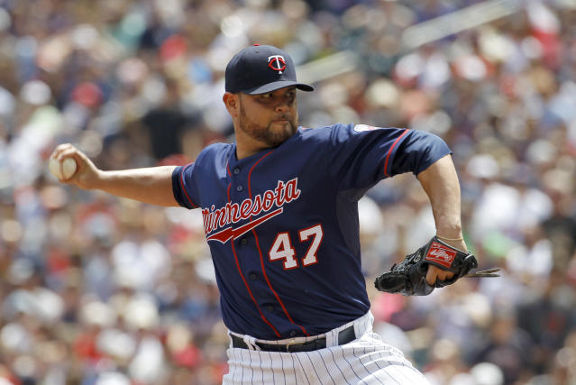 Ricky Nolasco hits DL with elbow strain