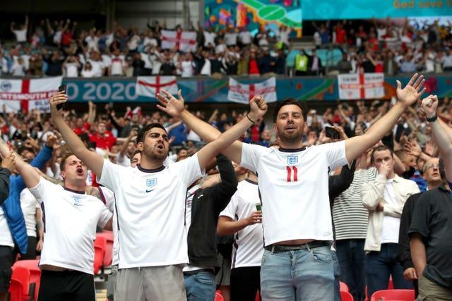 England are set to be roared on by a crowd of over 65,000 at Wembley
