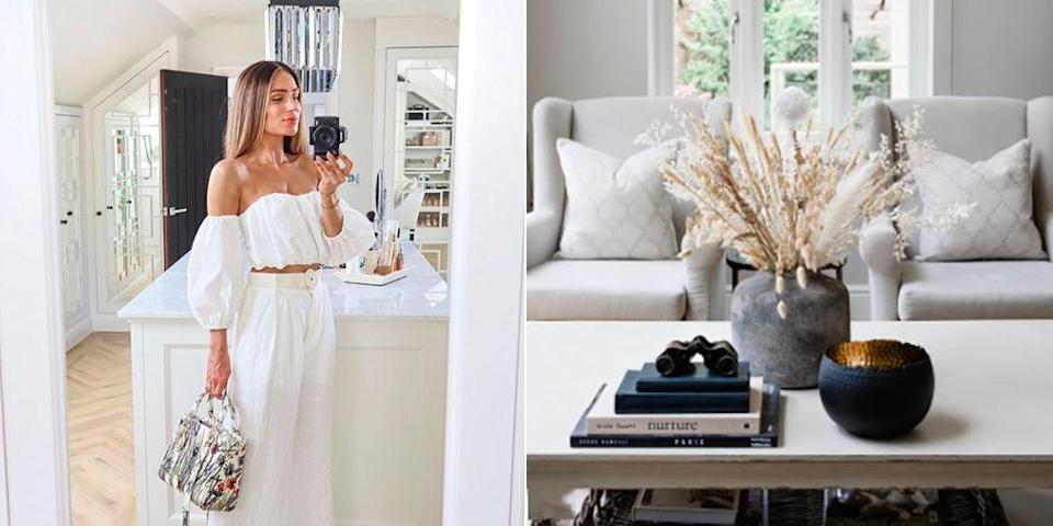 How To Dress A Coffee Table According To Lydia Millen