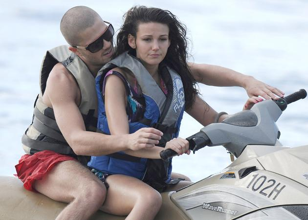 PICS: Meet The Wanted WAGs As The Band And Their