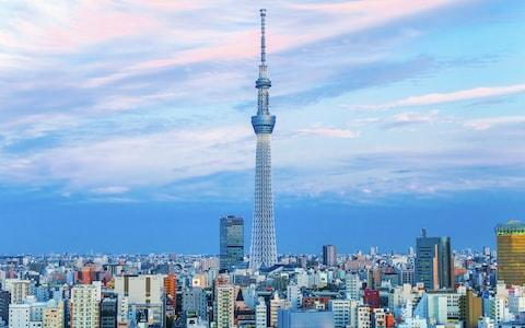 Tokyo Skytree - Credit: This content is subject to copyright./Nopparat Jaroensakpaisan / EyeEm