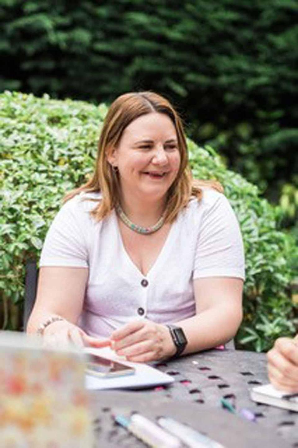Emma wants to break the stigma around urinary incontinence(Collect/PA Real Life).