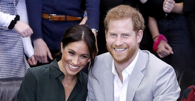 Celebrities are going wild on social media following the royal baby announcement. (PA Images)