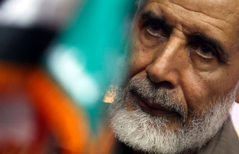Acting leader of Egypt's Muslim Brotherhood arrested in Cairo