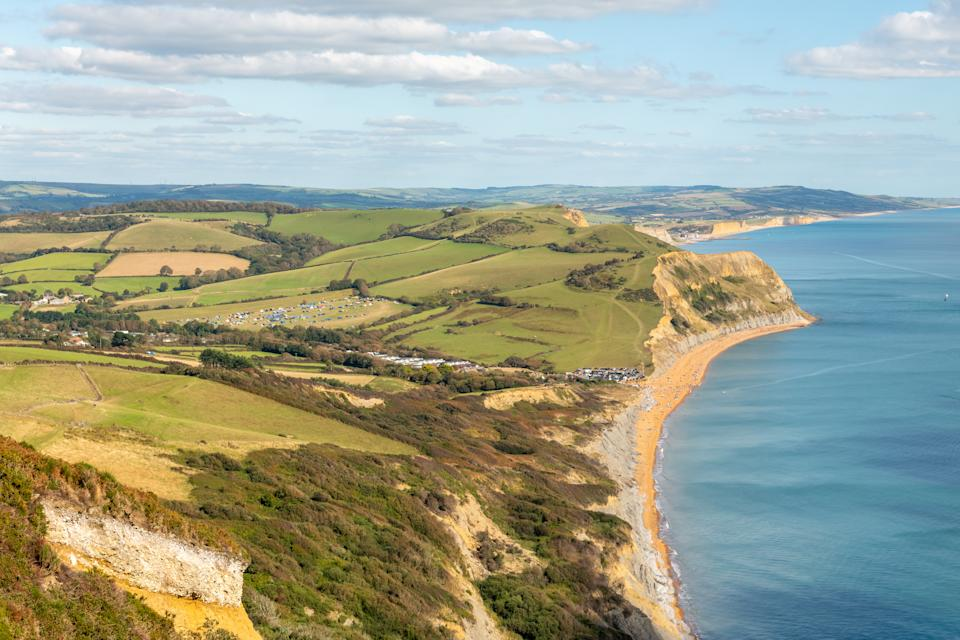 The Jurassic Coast is an Area of Outstanding Beauty. (PA)