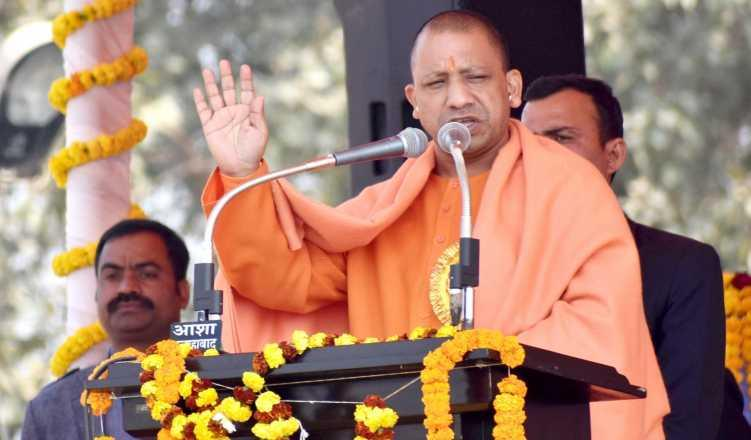 Yogi Suspends 8 Officials For Cow Deaths In Uttar Pradesh
