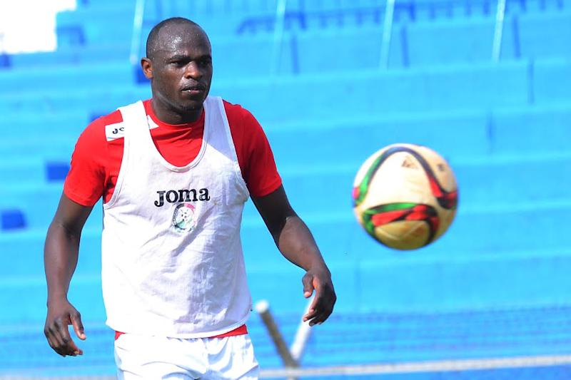 Gor Mahia striker Dennis Oliech won't refuse Kenya call-up for Afcon
