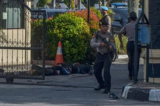 The attacks have put Indonesia on edge as the world's biggest Muslim majority country starts the holy fasting month of Ramadan from Thursday