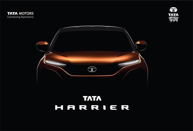 Tata Motors has started receiving bookings for their upcoming SUV,  Harrier. The car was first unveiled at the Auto Expo earlier this year.  Interested buyers can book the car at a price of Rs 30,000 which will be  refundable.