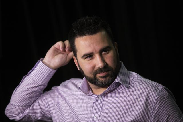 A statement from Alex Anthopoulos is under scrutiny from the MLBPA as MLB free agency gets underway. (Melissa Renwick/Getty Images)