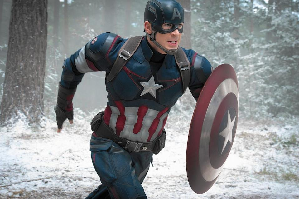 Chris Evans says that Marvel movies deserve more awards recognition (Image by Marvel Studios)
