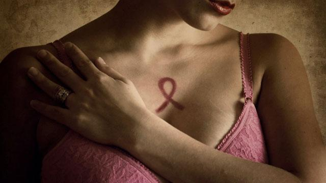 Men Struggle With Wives' Breast Cancer in Silence