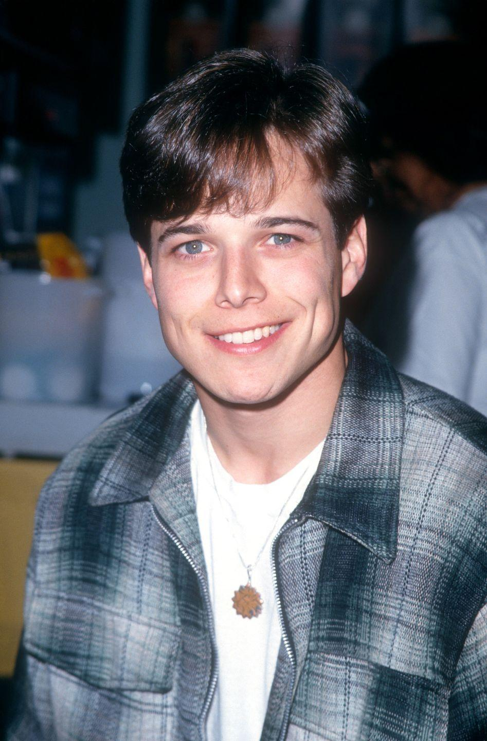 <p>Scott's once-rebellious-turned-responsible character Bailey Salinger in <em>Party of Five</em> was dream boyfriend material—after all, who doesn't want the reformed bad boy?<br></p>