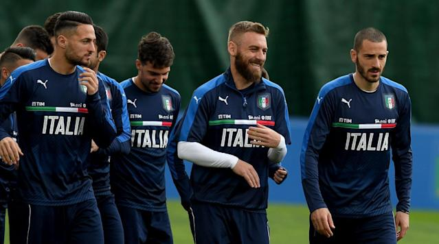 Italy hosts Albania in Palermo on Friday as World Cup qualifiers continue.