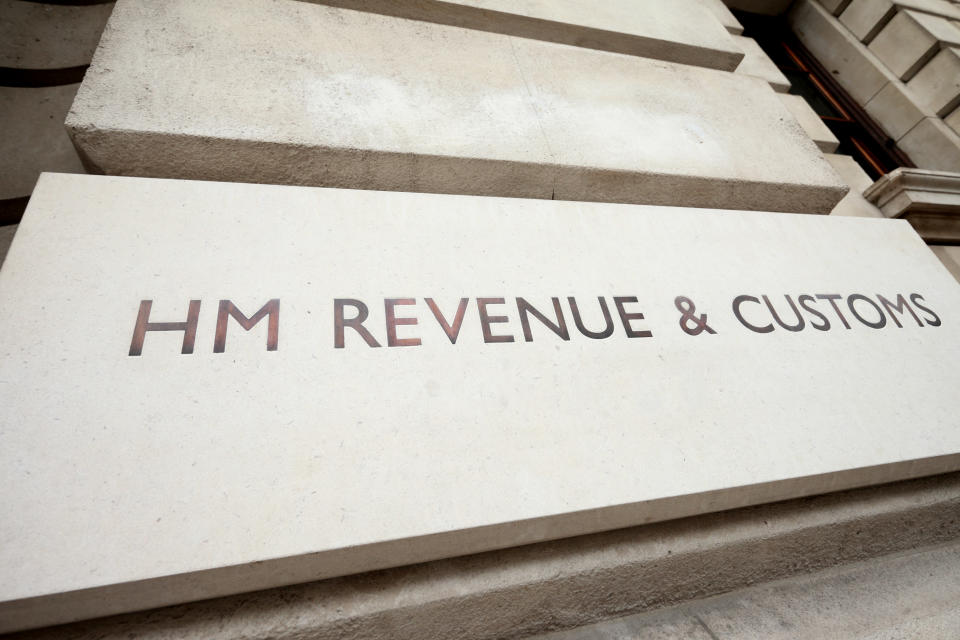 HMRC warns people to be aware of the scam. (Getty Images)