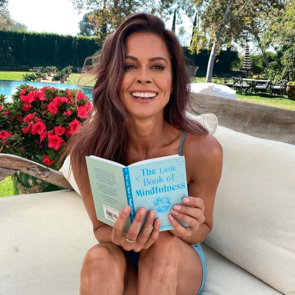 Brooke Burke intermittent fasting