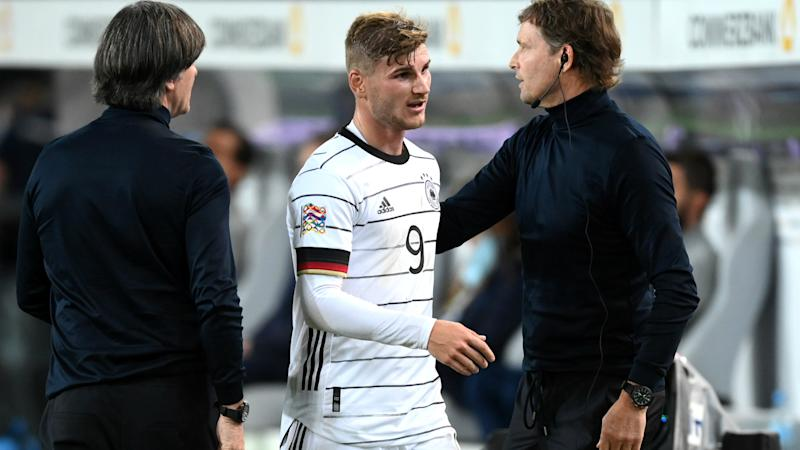 Werner annoyed after Germany concede late equaliser to Spain