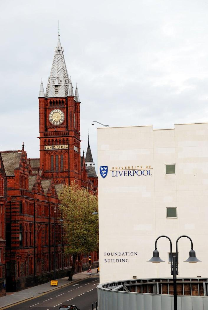 It's got to be the University of Liverpool for an MA in The Fab Four (Getty)