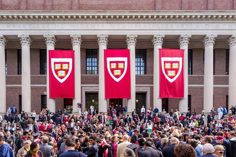Harvard's endowment piled into a crypto token sale and now holds cryptocurrency directly. That's a ridiculously big deal for the industry. | Source: Shutterstock