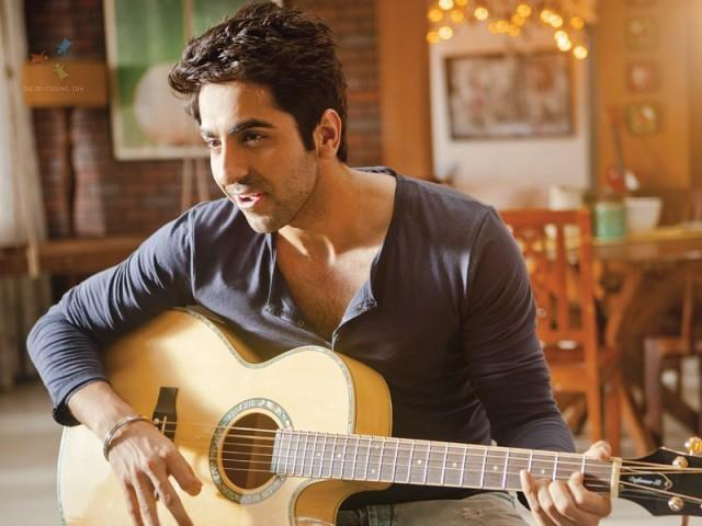 <p>He wrote, composed and sang the track 'Pani Da Rang' for his debut film 'Vicky Donor'. </p>