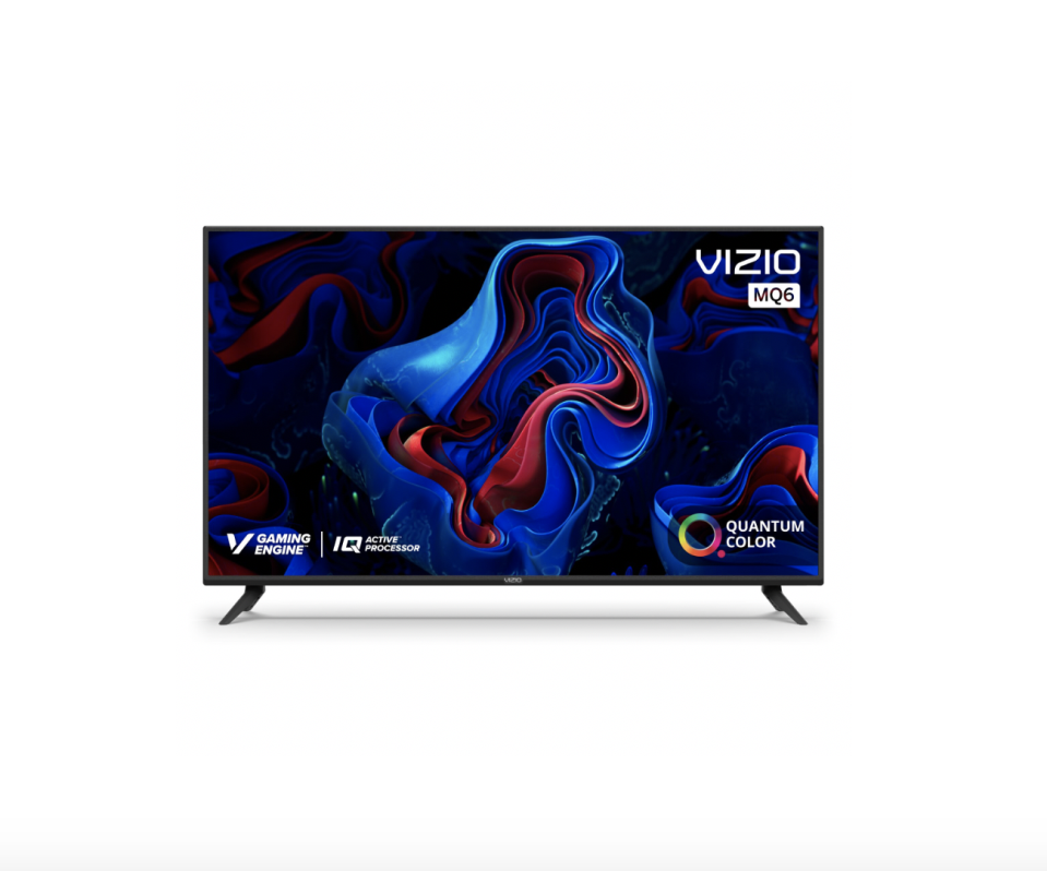 """<p><strong>VIZIO</strong></p><p>walmart.com</p><p><strong>$298.00</strong></p><p><a href=""""https://go.redirectingat.com?id=74968X1596630&url=https%3A%2F%2Fwww.walmart.com%2Fip%2F910109519&sref=https%3A%2F%2Fwww.housebeautiful.com%2Fshopping%2Fbest-stores%2Fg35067118%2Fwalmart-end-of-year-sale-home-deals%2F"""" rel=""""nofollow noopener"""" target=""""_blank"""" data-ylk=""""slk:BUY NOW"""" class=""""link rapid-noclick-resp"""">BUY NOW </a></p><p><strong><del>$349.99</del> $298.00 (15% off)</strong></p><p>This 50-inch smart TV is great for gaming and streaming your favorite TV shows and movies. </p>"""