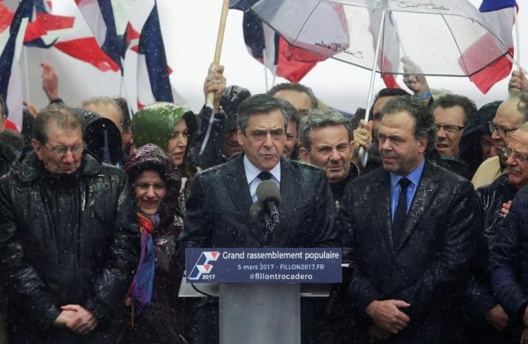 Francois Fillon's legal woes have shaken up an already unpredictable French election