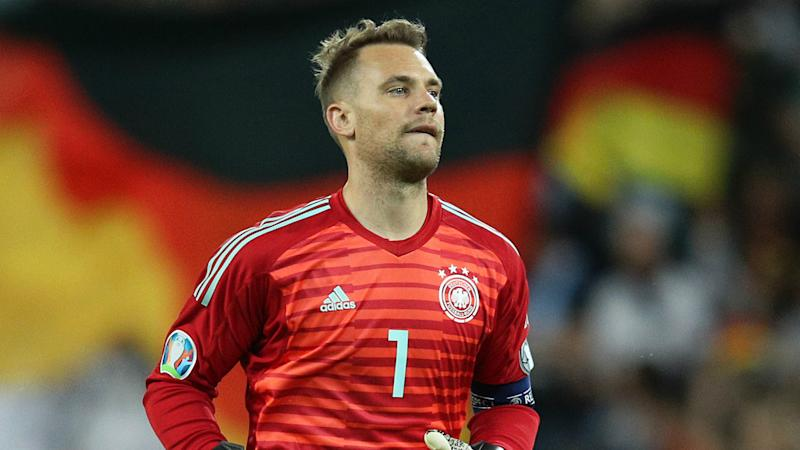 Neuer breaks Germany clean sheet record