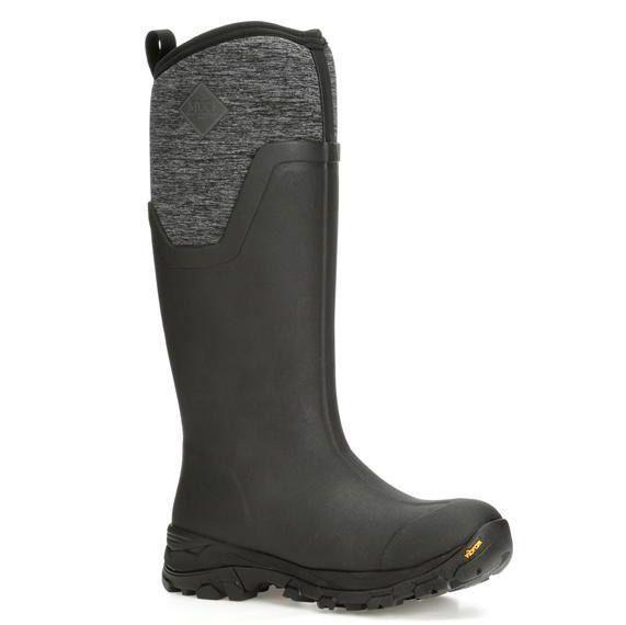 """<p><strong>Muck Boot</strong></p><p>muckbootcompany.com</p><p><strong>$195.00</strong></p><p><a href=""""https://go.redirectingat.com?id=74968X1596630&url=https%3A%2F%2Fwww.muckbootcompany.com%2Fcollections%2Fwomen-style-tall-boots%2Fproducts%2Fwomens-arctic-ice-tall-boots&sref=https%3A%2F%2Fwww.goodhousekeeping.com%2Fclothing%2Fg29389536%2Fbest-winter-boots-for-women%2F"""" rel=""""nofollow noopener"""" target=""""_blank"""" data-ylk=""""slk:Shop Now"""" class=""""link rapid-noclick-resp"""">Shop Now</a></p><p>Slipping on ice is the worst winter mishap, as you not only bruise your bum, but also stain your outfit. These Muck Boots are specifically designed to provide<strong> excellent traction on wet ice with its Vibram Arctic Grip sole</strong>. They are lined with neoprene and cozy fleece to provide warm insulation. The stretch fit top lining keeps the boots snug to your calves to keep the frigid air out. Because of the pull-tab on the back of these mid-height boots, they are super easy to get on and off.<br></p>"""