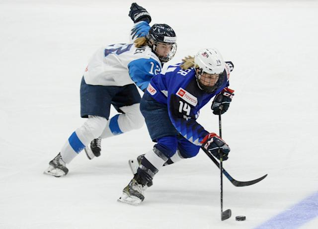 The Women's World Ice Hockey Championships in Canada have been cancelled.