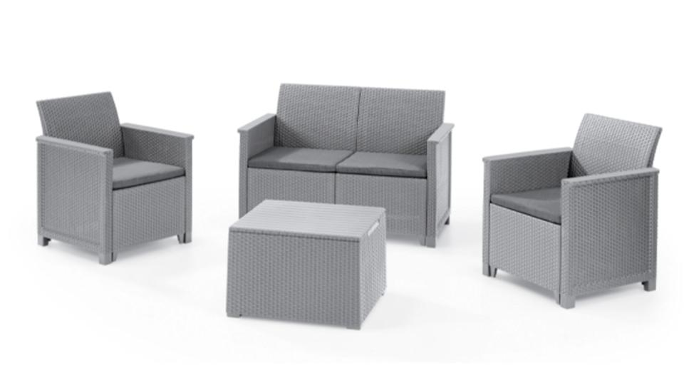 Emma 4 seater Coffee set
