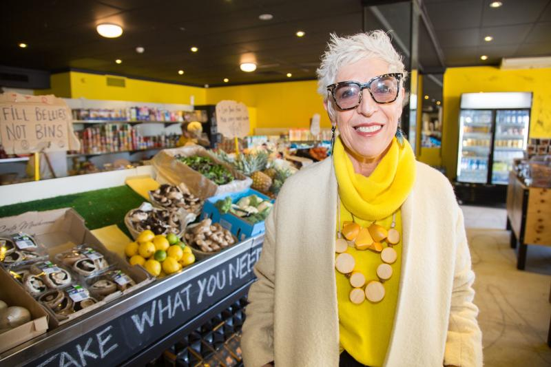 Ronni Kahn at OzHarvest. Source: Supplied/Livia Giacomini