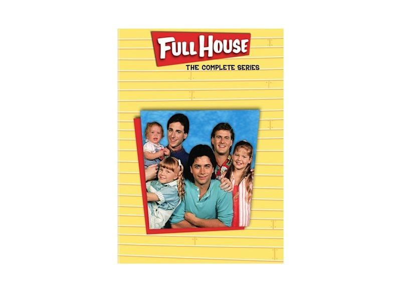 Full House: The Complete Series (DVD). (Photo: Amazon)
