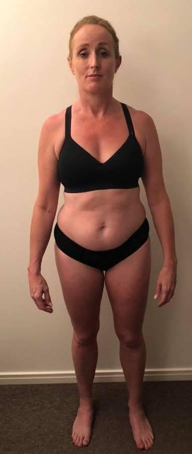 <p>The 42-year-old mum-of-two and member at F45 Training Nerang QLD lost 8.2kg, 11.1 per cent body fat. </p>