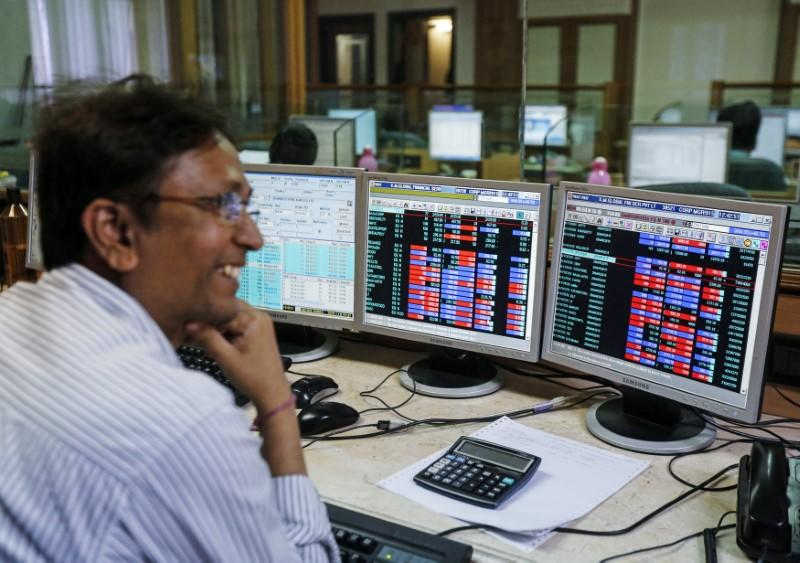 Nifty, Sensex end higher as Reliance rallies; inflation data awaited