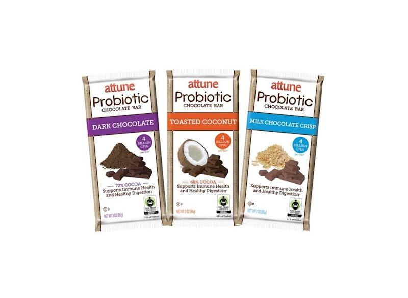 best probiotic products - attune bars