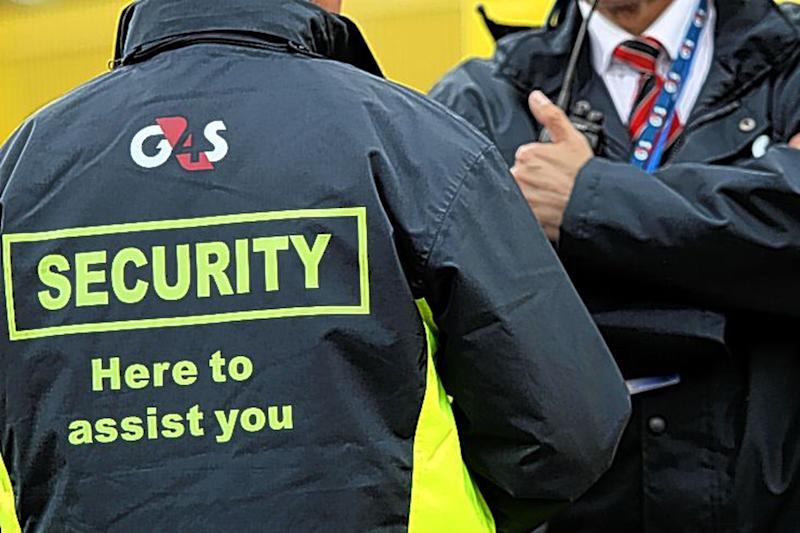 Under investigation: Grayling has asked G4S and Serco for an independent audit (Picture: PA): PA