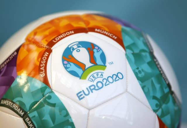 Euro 2020 has been put back a year (PA)