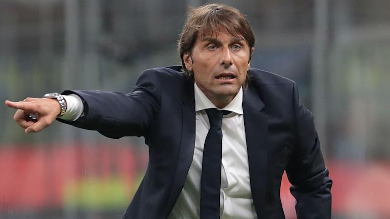 Inter coach Conte despairs of Italian football's hate culture