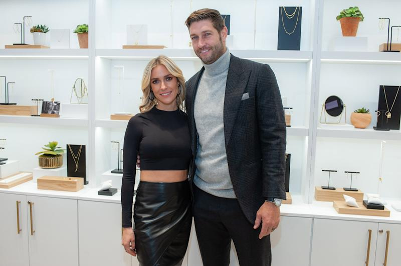 Kristin Cavallari is accusing husband Jay Cutler of withholding money from her in newly-filed divorce documents. (Photo by Timothy Hiatt/Getty Images)