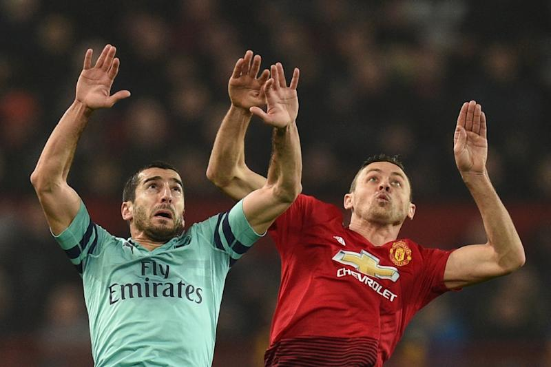 b2b2ddf2675 Up for the Cup  Arsenal will play Manchester United in the FA Cup fourth  round
