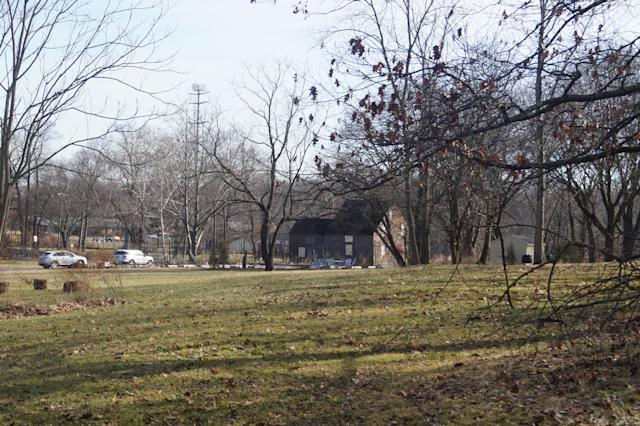 The local Rotary club is leasing 1 acre surrounding the Frazee House from Scotch Plains Township, which currently controls the other 5 acres. (Photo: Michael Walsh/Yahoo News)
