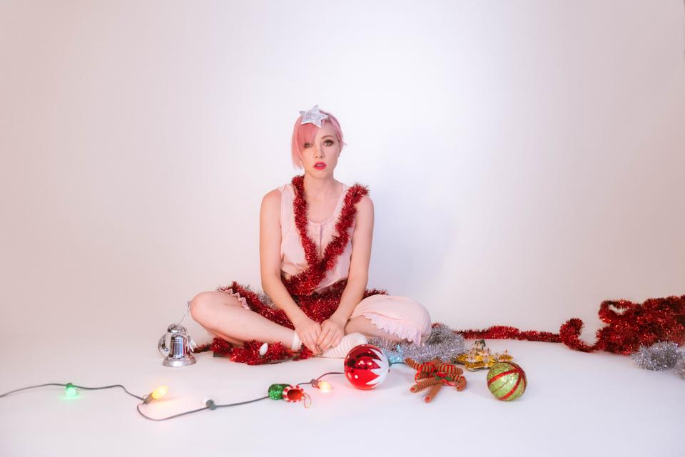 <p>A relatable Christmas banger from CRJ</p>