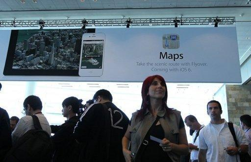 To the chagrin of many, the new Apple mobile operating system boots out Google Maps