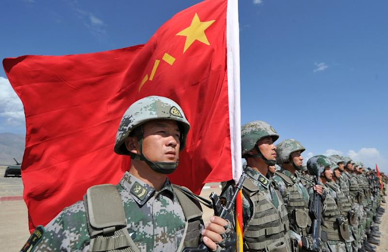 Chinese President Xi Jinping tells Army,